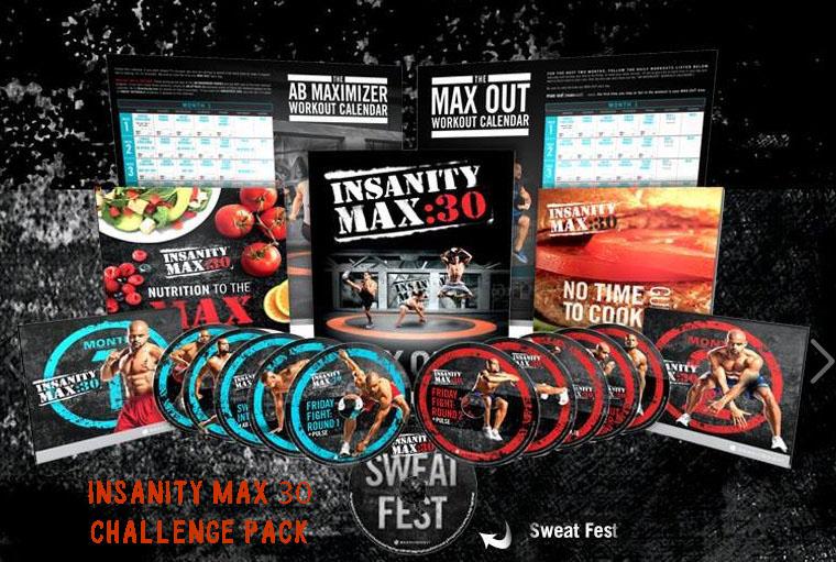 INSANITY MAX 30 [60 DAY CHALLENGE]