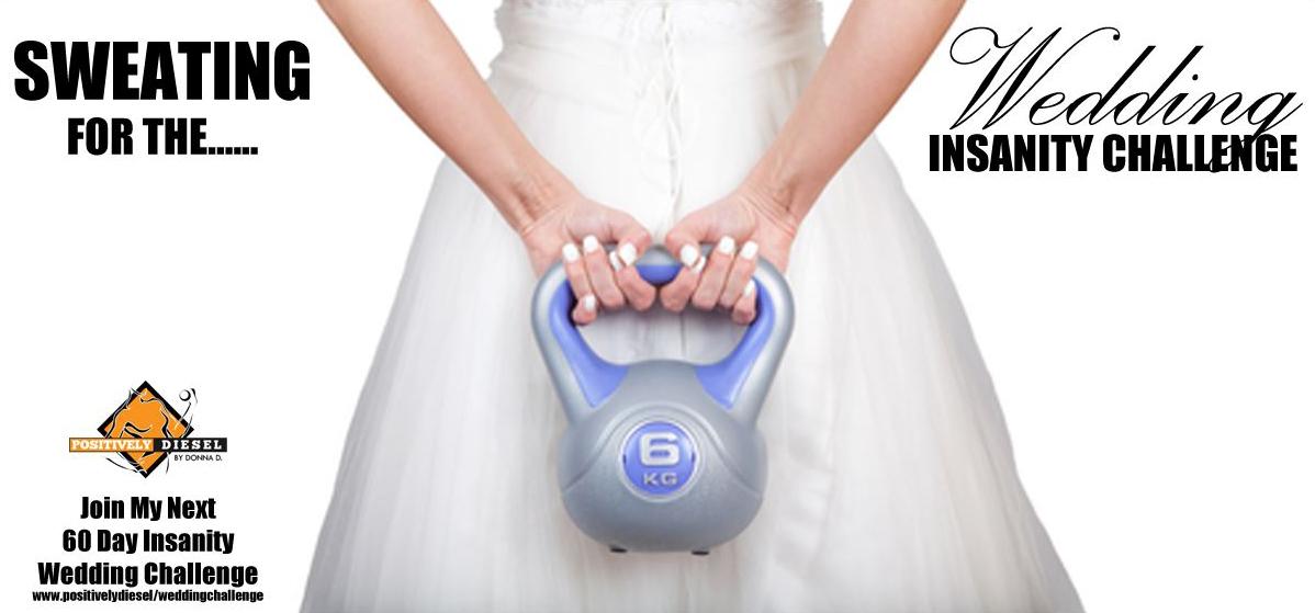 Shaun T Wedding Dress Workout