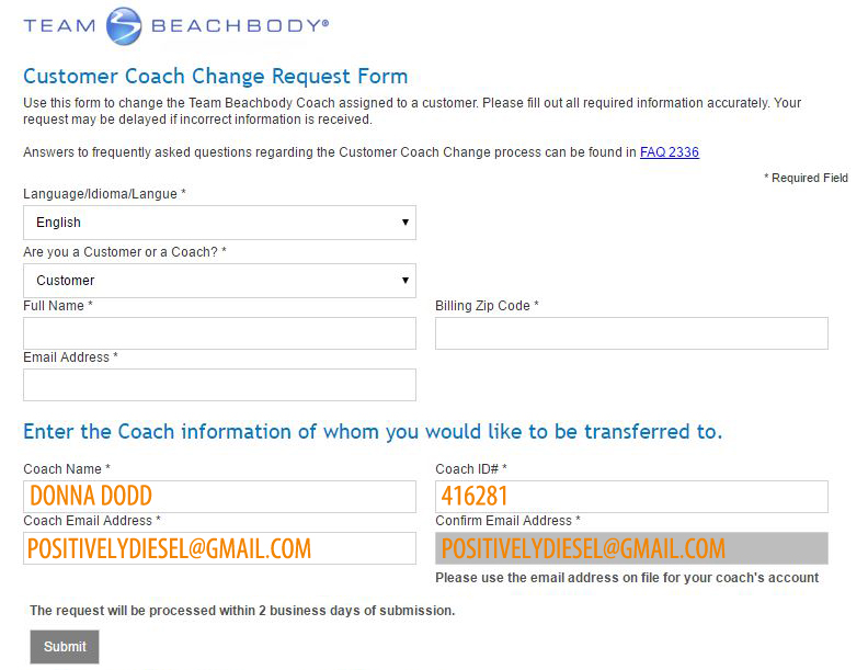 coachchange