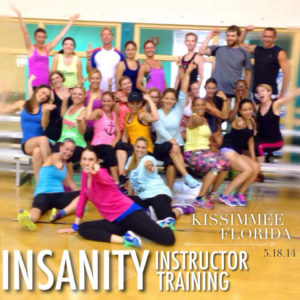 Insanity Live Instructor Certification